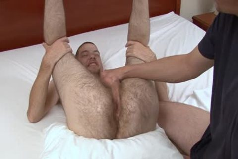 Jack Jagger gets His pooper fucked