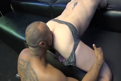 Ray Diesel Barebacks His Buddy