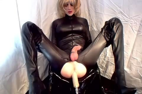 Sissy receives pounded