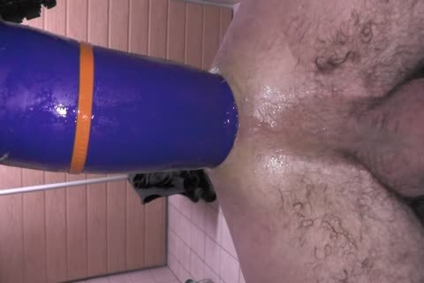 unfathomable ass arse Wrecking With giant sextoy